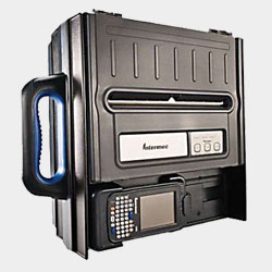 Intermec 6822 Series Barcode Printer Repair