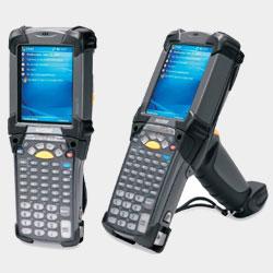 Symbol/Motorola POS MC9000 Barcode Scanner repair