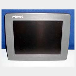 400497-002 Micros Eclipse Active Display LCD Monitor