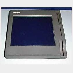 400412-001 Micros Workstation 3 WS3 POS Terminal