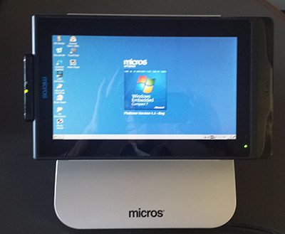 Micros Workstation 6 (WS6) POS Systems